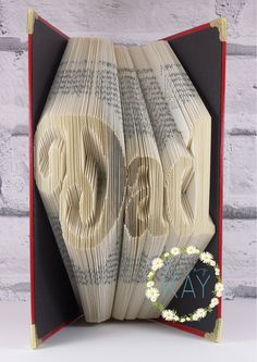 Dad book folding pattern, perfect for Father's Day x