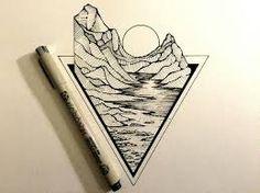 Resultado de imagen para hipster art drawings