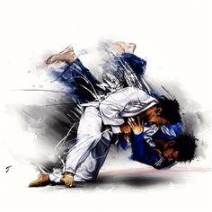 #judo #draw #sport