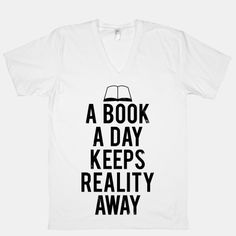 A Book A Day Keeps Reality Away | HUMAN