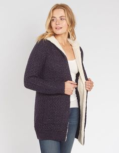 Layer up with a new sweater or cardigan, now half price in our sale! Coatigan, Sweater Sale, Thumbnail Image, Fat Face, Female Models, Cloths, Knitwear, Sweaters For Women, Profile