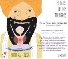 Sat Nam! Si recién llegas al mundo de kundalini yoga, es bastante probable que uno de losprimeros mantras que aprendas, después de ONG NAMO GURU DEV NAMO, seaGURU GURU WAHE GURU GURU RAM DAS GURU...