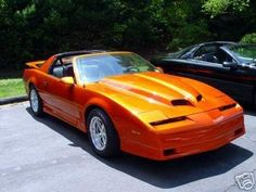 1987 Pontiac Trans Am (I want!!)