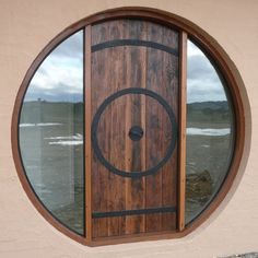 EarthShip home inspiration (Hobbit doors might be impractical if I need a…
