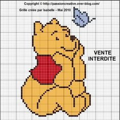 Winnie l'ourson feuille                                                       …