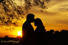 Beautiful Fall Sunset Engagement at The ASC Greenway © Fort Mill Photography Fort Mill, Engagement, Sunset, Couple Photos, Fall, Photography, Beautiful, Couple Pics, Autumn