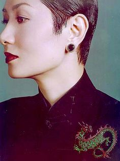 Hong Kong Jewellery Designer Michelle Ong #chinoiserie
