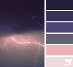 color struck - love this palette from DesignSeeds