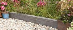 bordure de terrasse de jardin en pierre