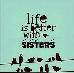 I hope both my sisters know how much I love them! I hope both my sisters know how much I love them! Sister Quotes Funny, Brother Sister Quotes, Funny Quotes, Cute Little Sister Quotes, Sorority Sister Quotes, Quotes Quotes, Nephew Quotes, Sister Poems, Father Daughter Quotes