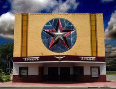 Texan Theatre Kilgore, Texas