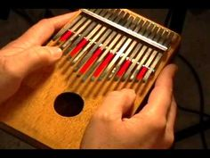 Danny Boy on the Hugh Tracey Kalimba