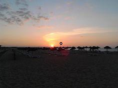 Barlaventos Travel Blog: Dawn over Alvor