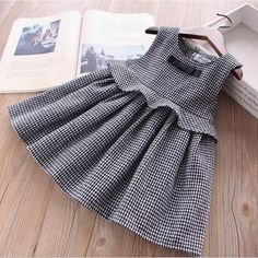 Online Shop Winter baby girl party dresses for girls Plaid Dress For Girls Princ. - - Online Shop Winter baby girl party dresses for girls Plaid Dress For Girls Princess Dress sleeveless Bow toddler dress kids New Year Costume Baby Girl Party Dresses, Little Girl Dresses, Girls Dresses, Dress Girl, Dress Party, Maxi Dresses, Dresses For Babies, Dresses For Toddlers, Casual Dresses