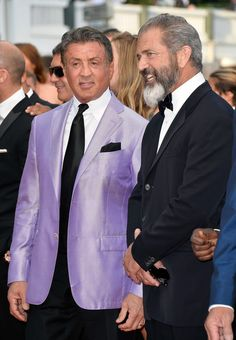 """Mel Gibson - """"The Expendables 3"""" Premiere - The 67th Annual Cannes Film Festival"""