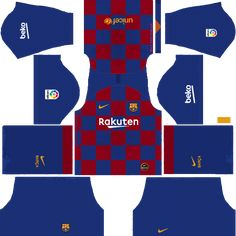 Get the Barcelona Kits Dream League Soccer with the full new and shinny colors of all time. Barcelona DLS 2019 Kits are cool. Fc Barcelona, Barcelona Third Kit, Camisa Barcelona, Barcelona Football, Psg, Juventus Goalkeeper, Goalkeeper Kits, Real Madrid Kit, Real Madrid Logo