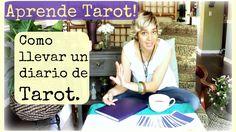Aprende Tarot! Como llevar un diario de Tarot