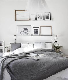 All white bedroom ideas