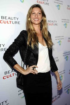Katie Holmes, Halle Berry and Gisele attend Beauty Culture opening night