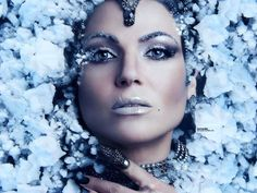 #OnceUponATime #EvilQueen #Frozen #Season4
