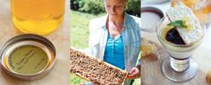 Kristin McDonnell, Beekeeper | Edible Feast via Edible Boston #ediblebackyard