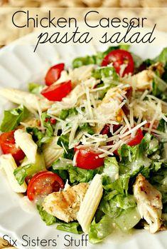 grilled-chicken-caesar-pasta-salad