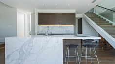 St Mary's Bay on ArchiPro Grey Runner, Contemporary, Modern, Kitchen Design, Saints, Kitchens, Furniture, Home Decor, Trendy Tree