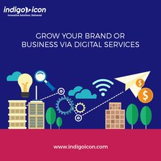 Boost your business or brand online with Indigo Icon, We offers mobile and web application  development,web branding, and online marketing.