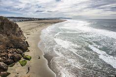 Ocean Beach (San Francisco, California) by Jim Watkins on 500px