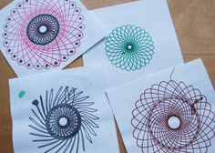 "We used some extra time in the school holidays to make a drawing machine, inspired by a video we saw on "" The Kids Should See This "" from ..."
