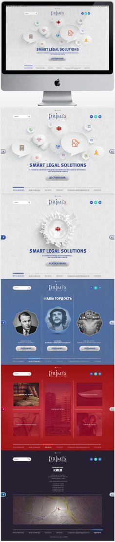 Jurimex by Oleg Petrunchak, via Behance