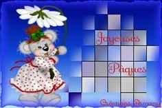 Cartes Souhaits Pâques Creations, Christmas Ornaments, Holiday Decor, Home Decor, Wish, Cards, Room Decor, Christmas Baubles, Home Interior Design