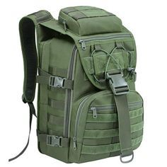 Tactical Hiking Backpack Hiking Bag, Hiking Backpack, Laptop Backpack, Backpack Bags, Tactical Pouches, Tactical Backpack, Tactical Gear, Assault Pack, Survival Backpack