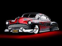 1949-1951 Chevrolet Special Fleetline Led Sled