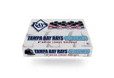 TAMPA BAY RAYS CHECKER SET
