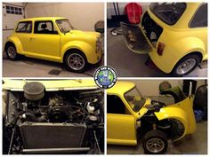 HAPPY HUMP DAY MINIACS! We get the Wide Arched Wednesday wheels rolling with a wicked RWD beasty! Have a great day folks