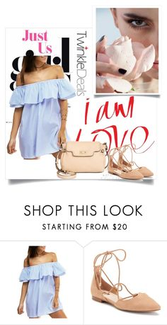 """""""summer nude style"""" by almedina-mehic ❤ liked on Polyvore featuring Jennifer Lopez and Calvin Klein"""