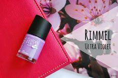 rimmel salon pro Beauty Review, Rimmel, Ultra Violet, Salons, Cosmetics, Nails, Finger Nails, Lounges, Beauty Products
