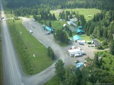 Commercial Property for Sale - 29224 Alaska HWY, Buckinghorse River, BC V0C 2B0 - MLS® ID 10091575. well known business on famous Alaska Hwy on 65 ac. Business is operating successfully since 30+ years!The sale includes: business, property and buildings with a 40 seat restaurant, 14 site RV Park, 16 bedroom lodge, gas station, Greyhound Station, gift-cloth-book-candy-accessories -jewelry-convenience store. The Buckinghorse River divides two horse pastures of 10 & 20 acres. Commercial Property For Sale, Commercial Real Estate, Two Horses, Lots For Sale, Rv Parks, Real Estate Investing, Gas Station, 30 Years, View Photos