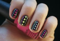 dance party on your nails
