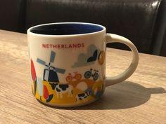 Netherlands   YOU ARE HERE SERIES   Starbucks City Mugs