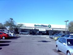 DriveTime Used Cars in Phoenix, AZ Located on the SE corner of the Bell Rd and 16th Street intersection.