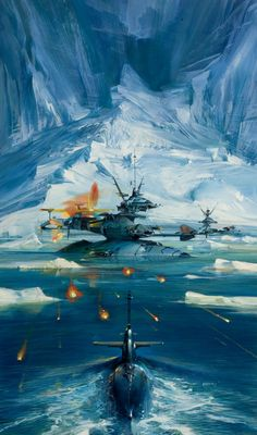 JOHN BERKEY - art for Demon 4 by David Mace - 1985 Ace Books