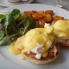 Yummy eggs benedict Swag, Eggs, Breakfast, Food, Morning Coffee, Essen, Egg, Meals, Yemek