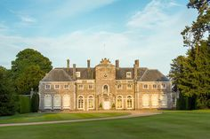 THE ENGLISH COUNTRY HOUSE: Farleigh Hall, Farleigh Wallop, Hampshire