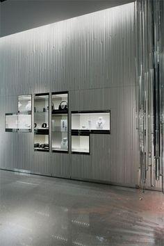 swarovski ginza by lighting planners associates - Swarovski Interior Design