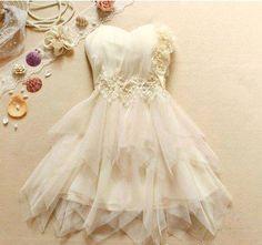 um amor de vestido!