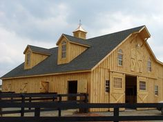 "Would love to convert a barn to an ""in home"" daycare!!"