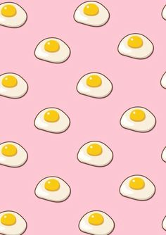 Inspiring Image Background Cute Eggs Food Pink By Loren