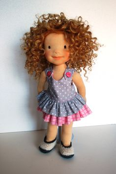 Meggie- waldorf inspired doll by DollcraftStudio  https://www.etsy.com/listing/510220788/waldorf-doll-meggie-handmade-doll-fabric?ref=shop_home_active_12